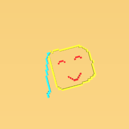 The happy emoji