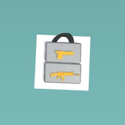 Gun breifcase