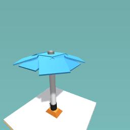 The Penultimate Umbrella
