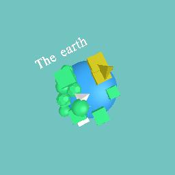 The eatrh