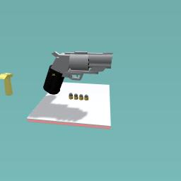 Rossi .38 gun.
