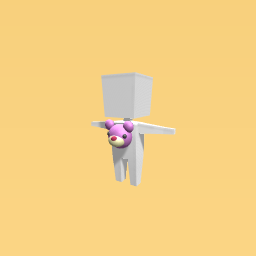Pink Teddy Pack