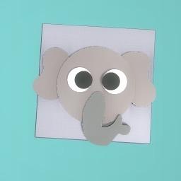 Elephant Face