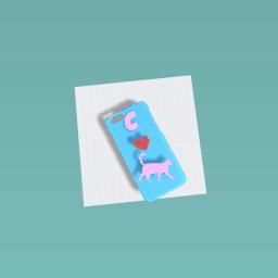 My dream phone case