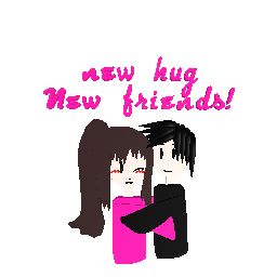 New friend with Useless...
