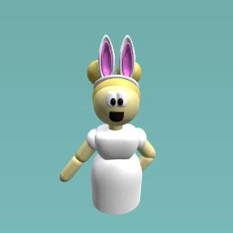Easter girl!