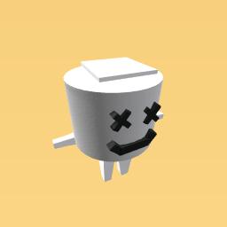 Marshmellow Helmet!