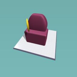 a seat!