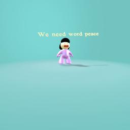 We need harmony