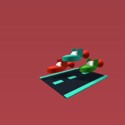 Floating cars