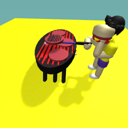 Making some Burgers!