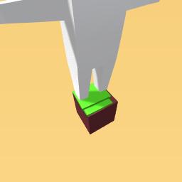 Weird Minecraft Block