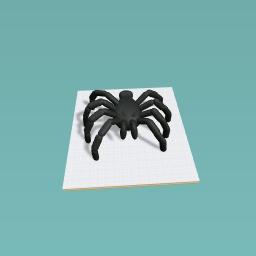 Creepy spider!