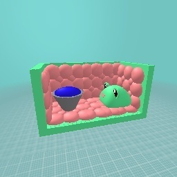 Froggy Bed