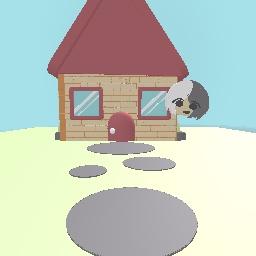 Cute little house :D