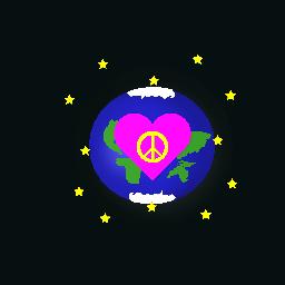 Peace & Trust.