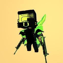 Soldado elite halo