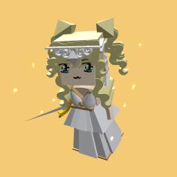 goddess of ice