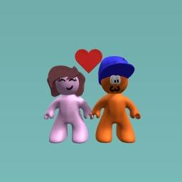 Aiden has a girlfriend!