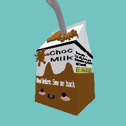 Choco Milk(Very Detailed)