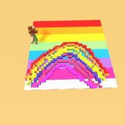 Rainbow whirl!