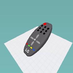Tv remote!