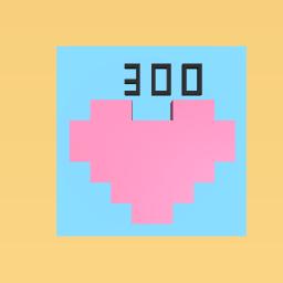 300 like