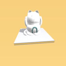 Phyduck cat