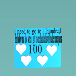 Olmost to 100