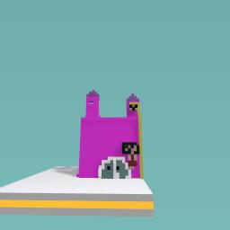 The Rapunzel castle
