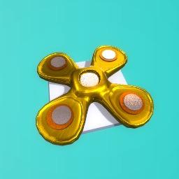 Shining Fidget Spinner