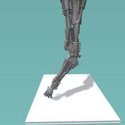 Hand robotic