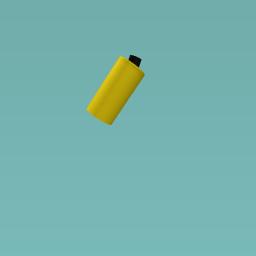 its banana