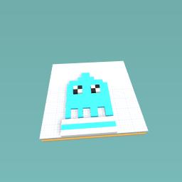 little dimond monster