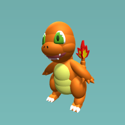 (Pokémon) Charmander
