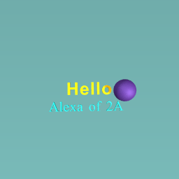 Its for alexa