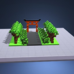 Pathway to China