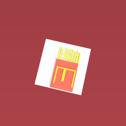 Mcdonalds_my freing fries