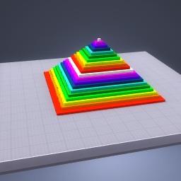 rainbow pryimad