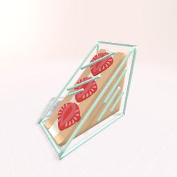 Random sandwich