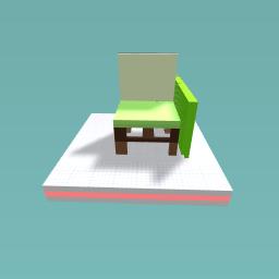 My wierd chair