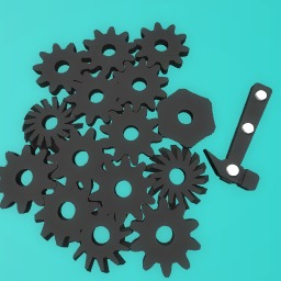So many cogs