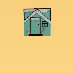 chrismas house