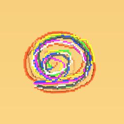 Rainbow Spirle