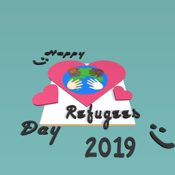 Happy Refugees Day :)