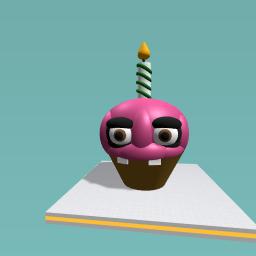 Fnaf cupcake