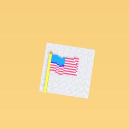 Flagpole!
