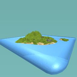 Island map
