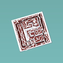 A Fun Frosting - Filled Maze!
