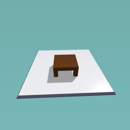 Very boring table